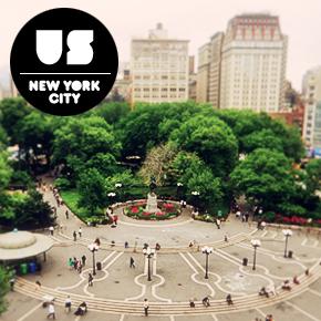 Union Square Partnership Tour