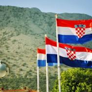 Hvratska (Croatian) Flags