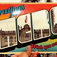Greetings from Downtown Lima, Lima, Peru