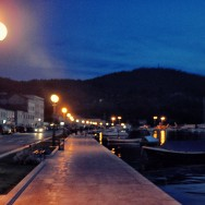 Promenade in Vela Luka