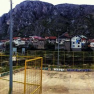 Bosnia-Herzegovina - Mostar, from Majda's Hostel