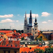 Croatia - Zagreb, from Gornji Grad