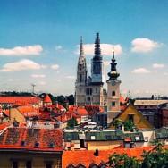 Croatia - Zagreb, from Gornji Grad