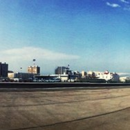 UK - Gibraltar, airport runway