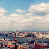 Hungary - Budapest, from Castle Hill
