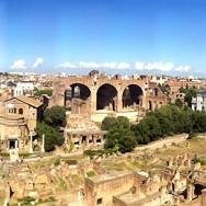 Italy - Rome, Palatine Hill