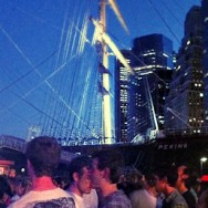 USA - NYC, South Street Seaport