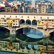 Ponte Vecchio from Uffizi