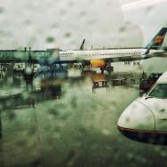 Rainy Keflavik