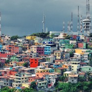Colourful Guayaquil