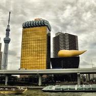 Asahi's Turd Sculpture