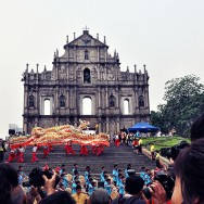 Dance festival in Macau