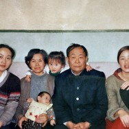 Relatives in Xinjiang